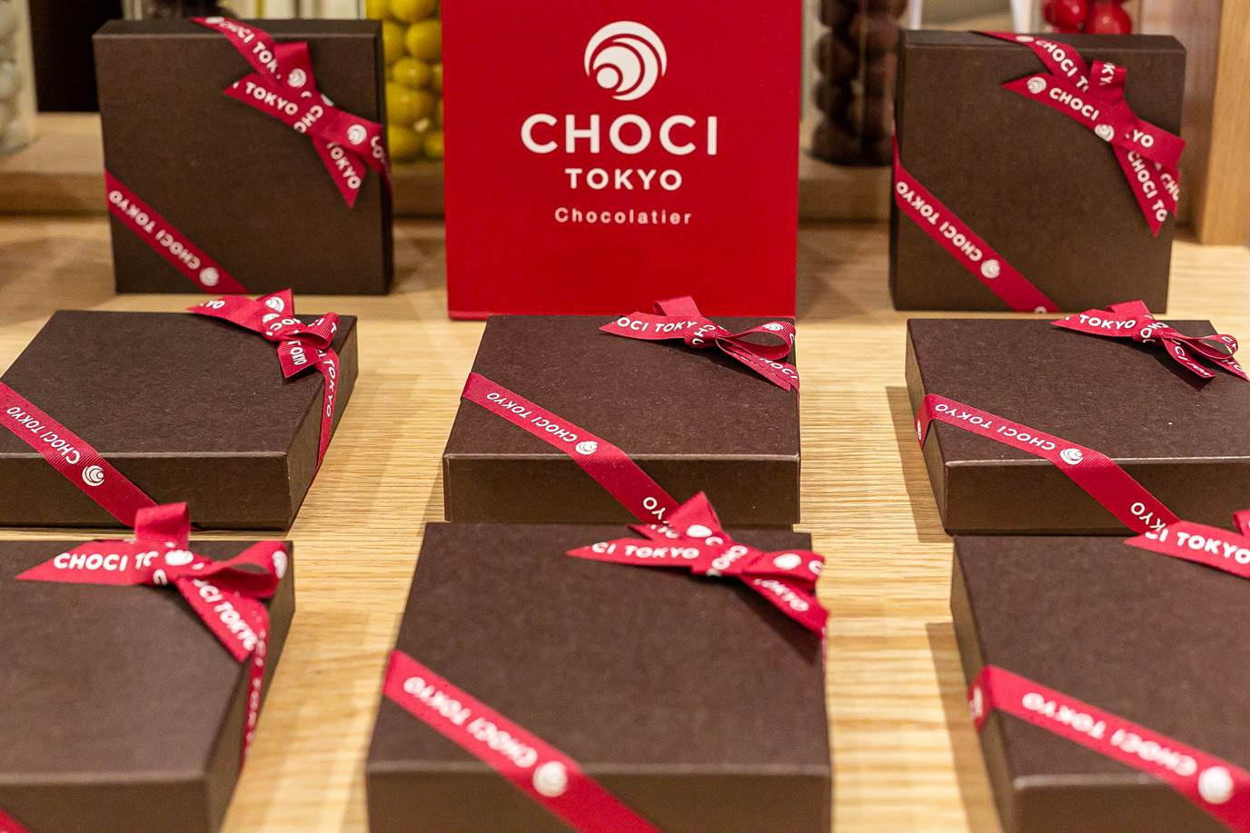 Choci Valentines Pop-up Stores 2020